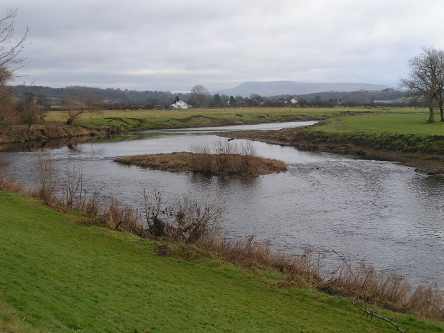 River Ribble, Ribchester
