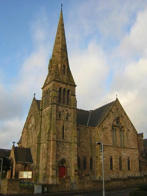 Church in Wishaw