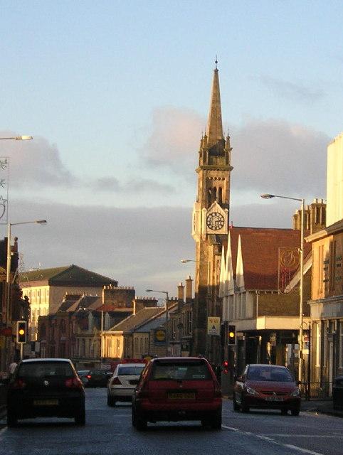 Main Street, Wishaw