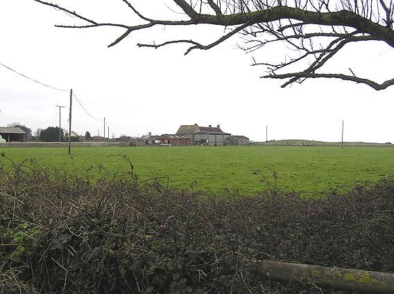 Quantock View farm, Steart
