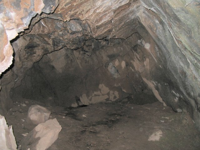 The Cave of the 12 Knights