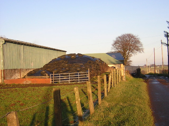 Food Storage, Dykehead Farm