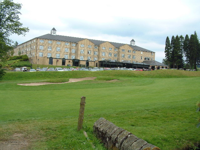Slaley Hall Hotel and Golf Course