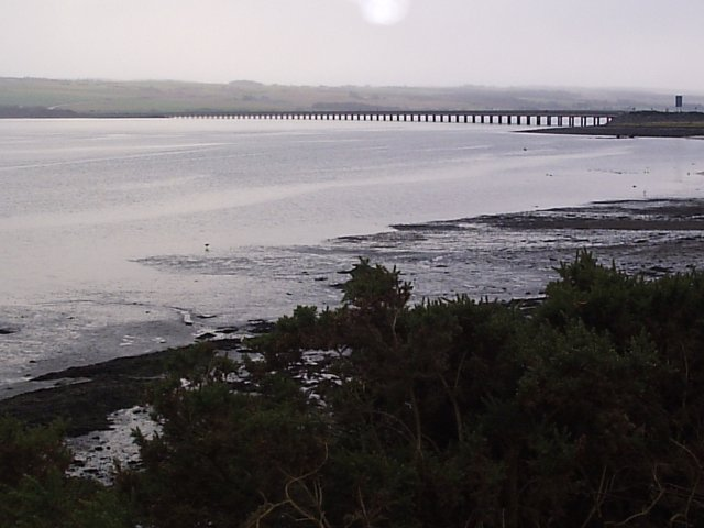 The Cromarty Bridge on the A9