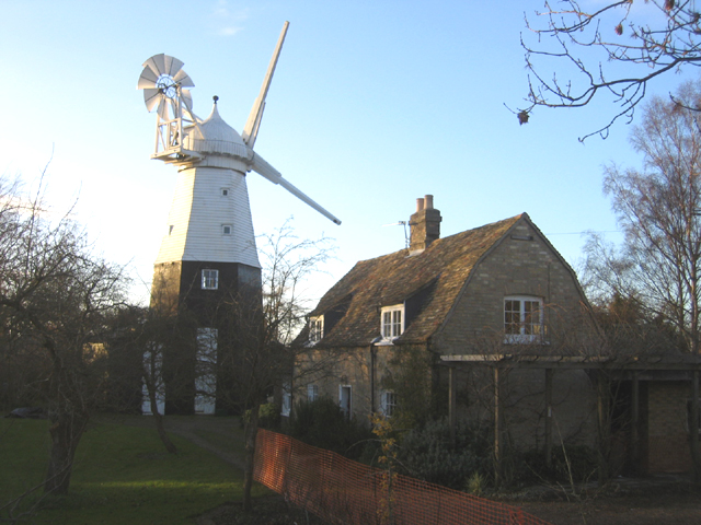 Impington windmill, Cambs