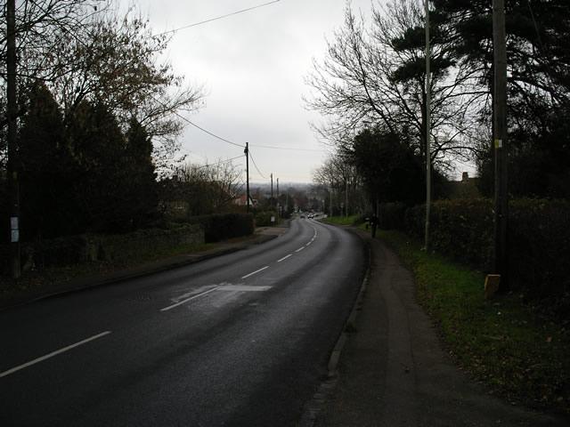 Cumnor Hill