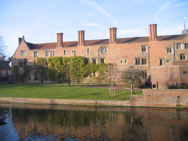 River Court, Magdalene College, Cambridge