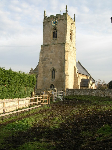 St. Peter's Church, Kirk Smeaton