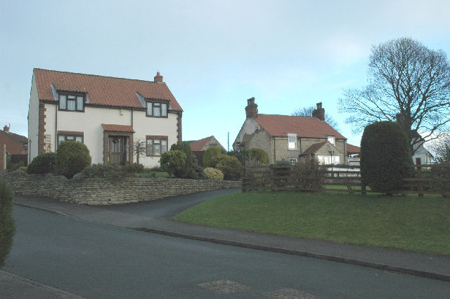 Houses at Crossgates
