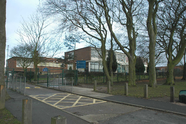 Overdale Primary School, Eastfield