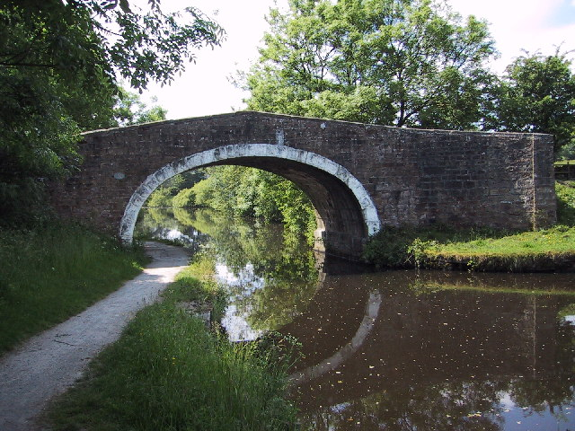 Canal Bridge near Foulridge