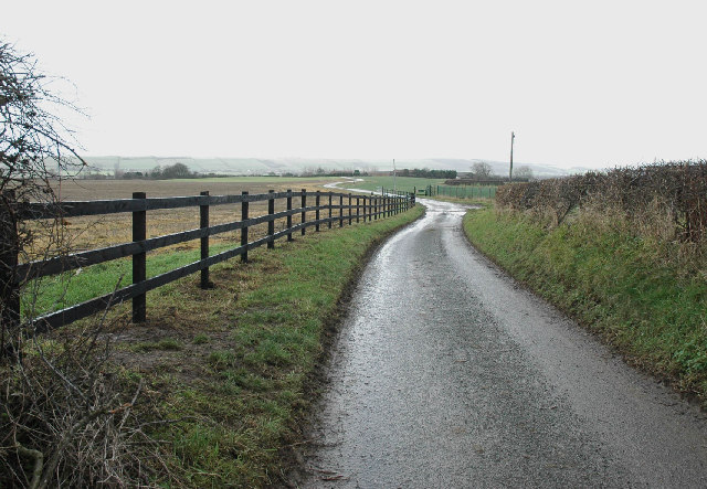 Winding to The Carrs and The Wolds