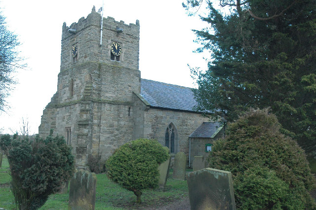 Cayton Church