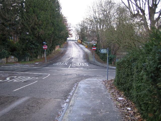 Rickmansworth: Valley Road