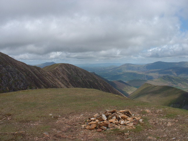 Summit Cairn Wandope