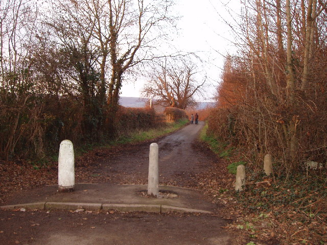No Through Road, Ty Coch Lane, Llantarnam