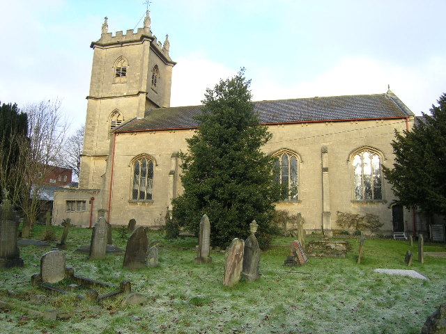 Kingswood, South Gloucestershire, Parish Church