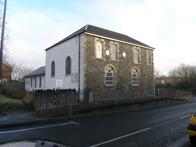 Warmley. South Gloucestershire, Independent Methodist Church