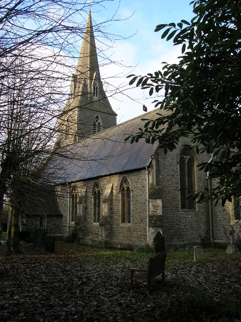 Warmley, South Gloucestershire, St Barnabas Parish Church