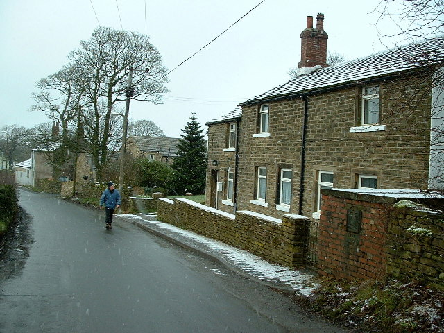 Bagden Lane - Toppit Cottage