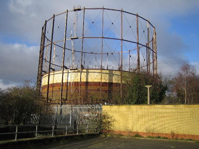 Watford: Gasometer