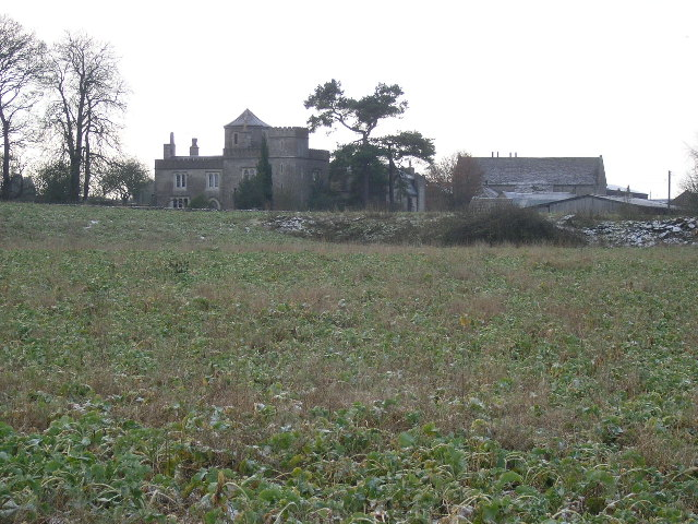 Castle Farmhouse, nr Marshfield, South Gloucestershire