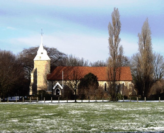 St Mary's Church, North Shoebury
