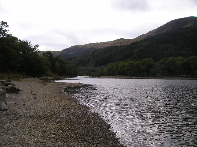 Loch Lubnaig .