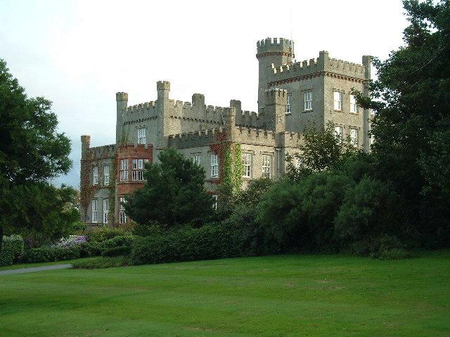 St Brides Castle