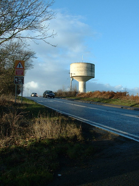 Water Tower, Bar Lane A637