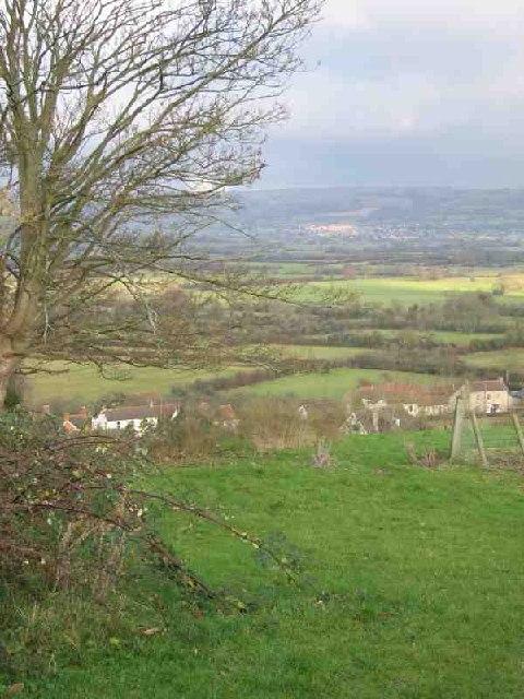 View NE from Latcham