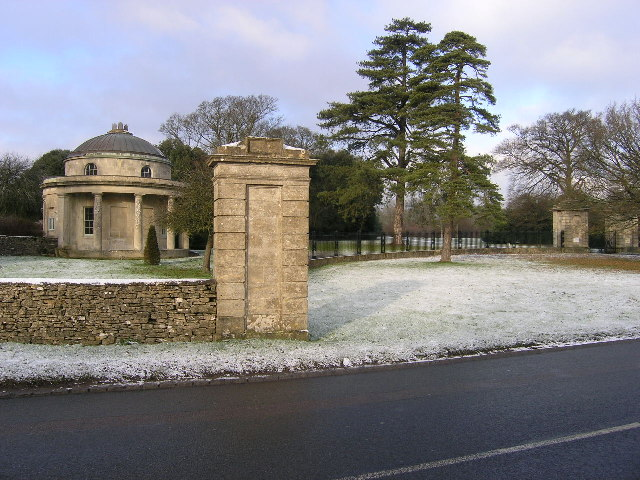 Dodington Park, South Gloucestershire, Bath Lodge