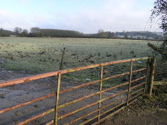 Countryside near Dodington Estate, South Gloucestershire