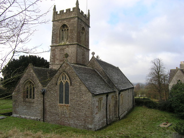 Wapley, South Gloucestershire, St Peter's Church