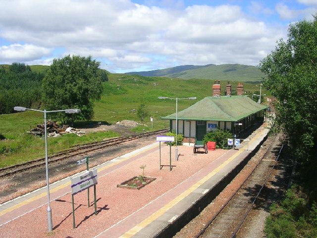 Remote Rannoch Station