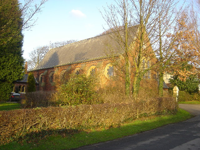 Church of St Anne - Westby Mills