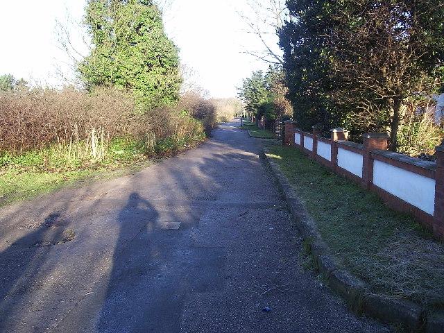 Montagu Road