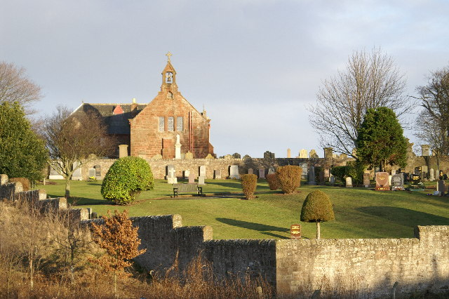 Inverkeilor Church