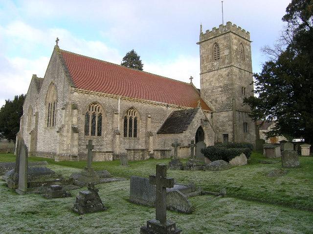 Doynton, South Gloucestershire, Holy Trinity Church