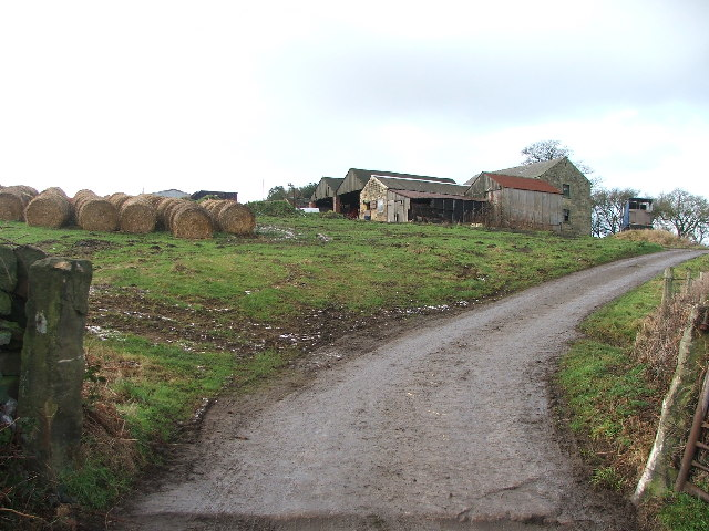 Bank End Farm.