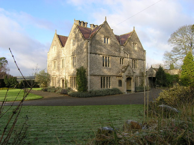 "Doynton, South Gloucestershire, ""Doynton House"""