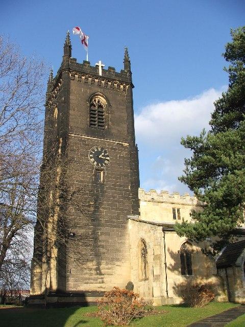 St Marys, Swillington.