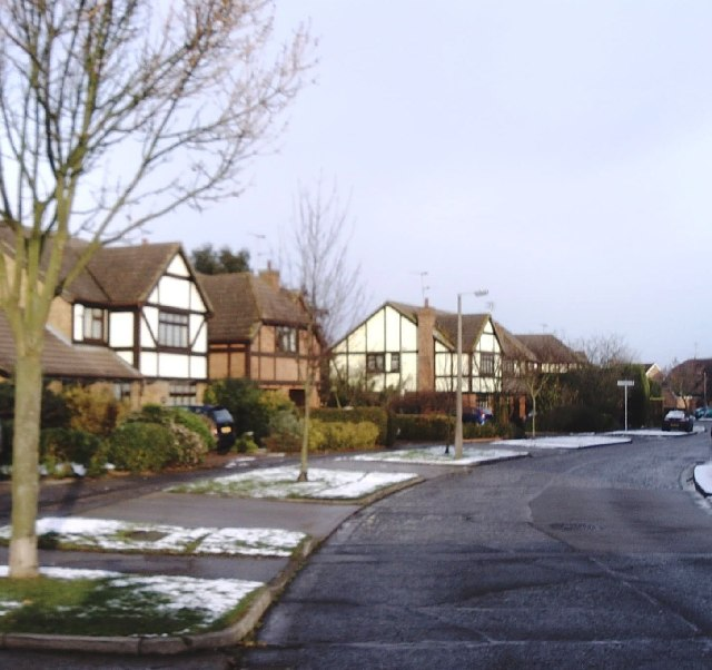 Large family homes, Shoeburyness