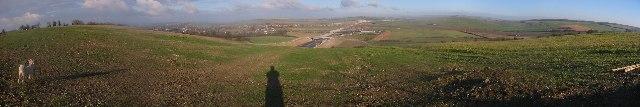 Baldock and Clothall Panorama