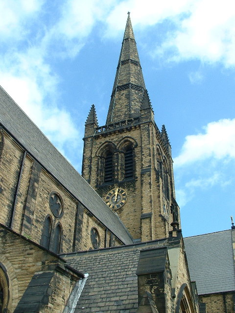 Church of the Holy and Undivided Trinity in Ossett