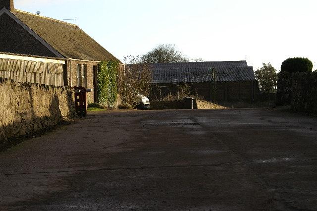 Drumbertnot Farm