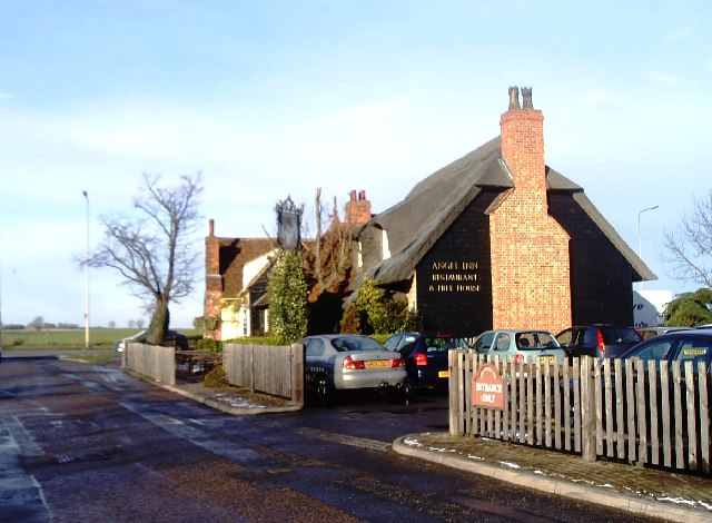 Angel Inn, North Shoebury
