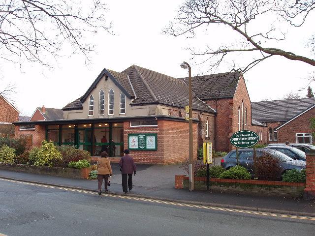 Formby Methodist Church - Christmas Day