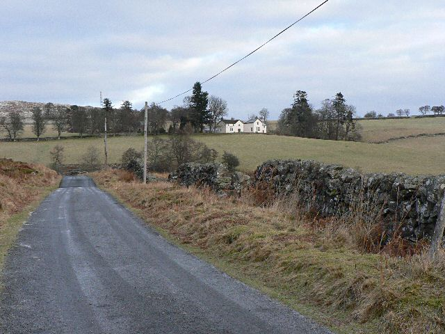 Private road to Riechip