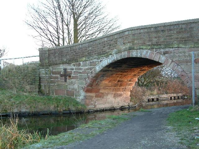 Bridge over the Leeds & Liverpool Canal